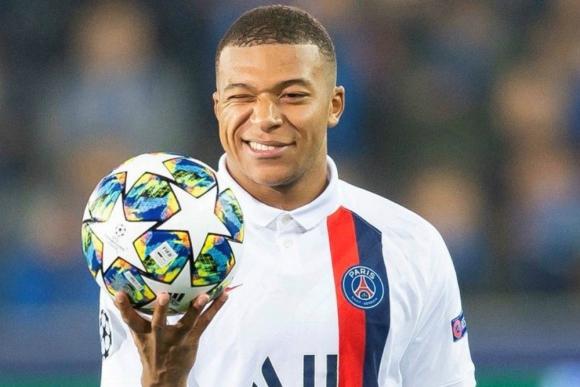 Mbappé pareciera empezar a guiñarle el ojo al Madrid
