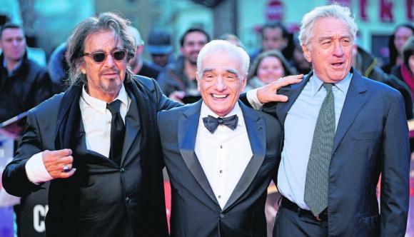 Pacino-Scorsese-De Niro
