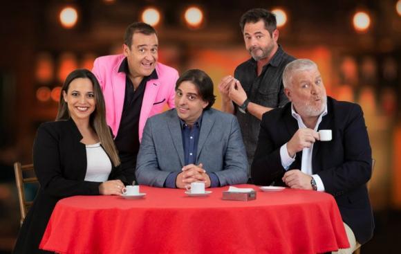 """La versión uruguaya de """"Polémica en el Bar"""" llega hoy a Canal 10. Foto: Difusión"""