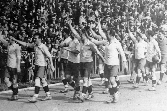 Uruguay campeón 1924