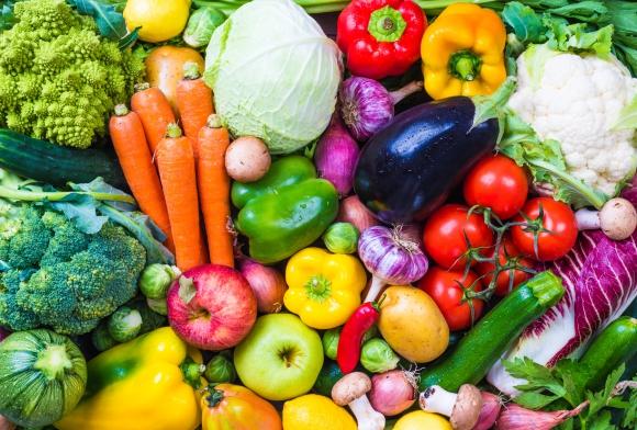 Alimentación sana y variada para prevenir la diabetes. Foto: Archivo