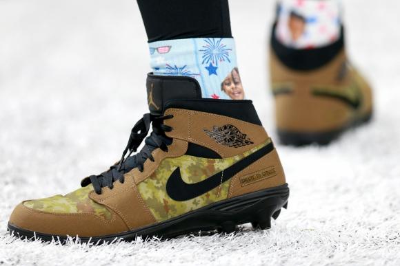 Zapatilla de Nike. Foto: AFP