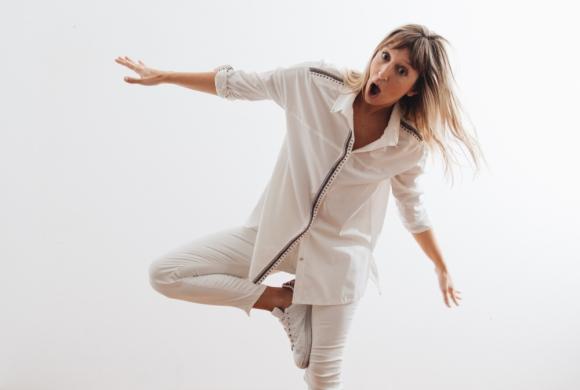 Manuela da Silveira, comediante y comunicadora