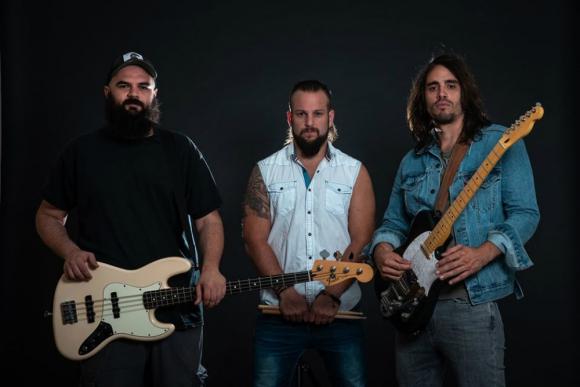 La banda uruguaya Bruto Dan. Foto: Difusión