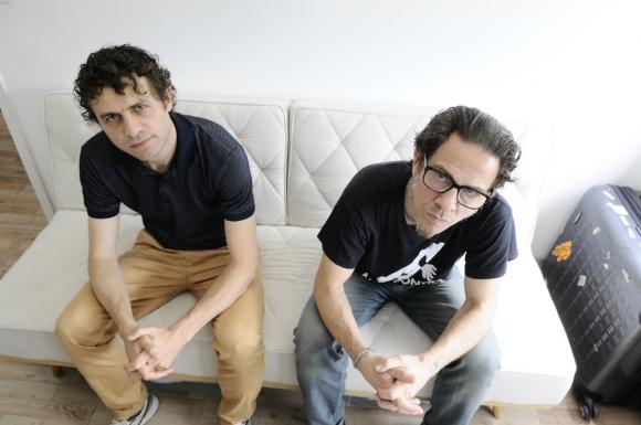 Luciano Supervielle y Pedro Dalton. Foto: Darwin Borrelli