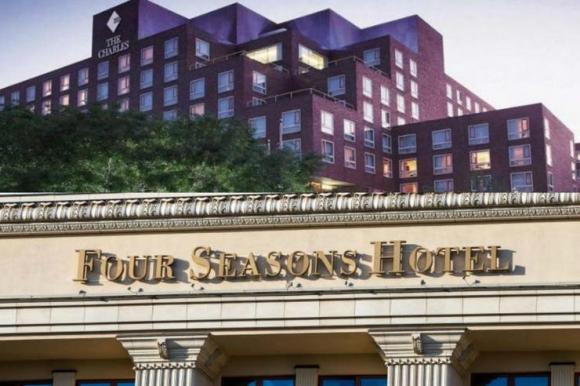 Según una publicación de negocios, Gates posee la mitad de la cadena hotelera Four Seasons. Foto: El Tiempo - GDA