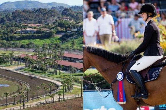 Gates tiene ranchos para alojamientos propios para el relax familiar en California y Florida. Foto: El Tiempo - GDA