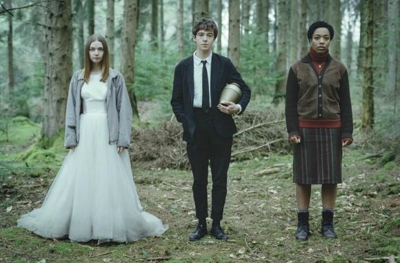 La segunda temporada de la serie The End of the F***ing World. Foto: Netflix