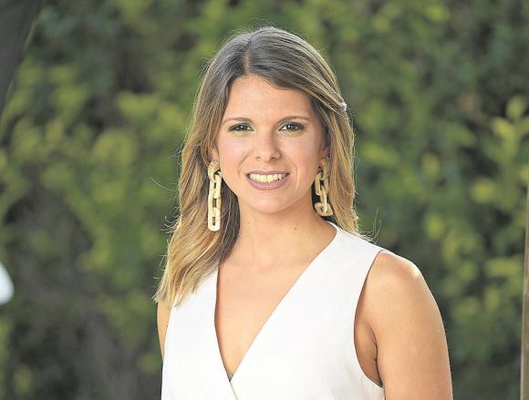 Valeria Alonso. Foto: Leo Mainé