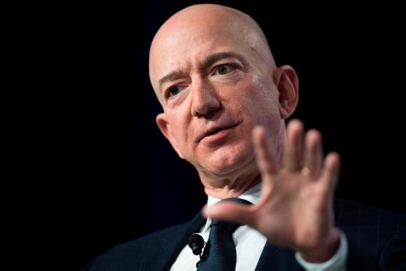 Jeff Bezos. El CEO de Amazon invirtió a través de su fondo de capitales y junto a otros socios US$ 30 millones en la compañía.