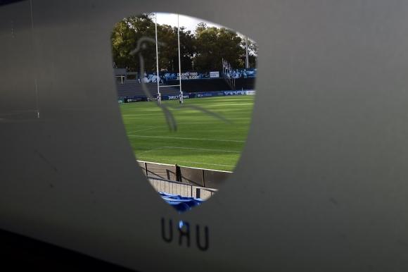 Estadio Charrúa, sede del rugby en Uruguay - Unión de Rugby (URU)