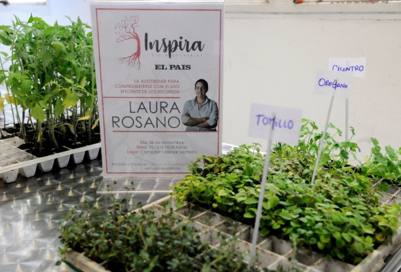 Laura Rosano Inspira
