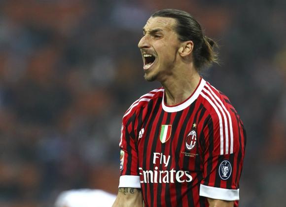 Zlatan ibrahimovic prácticamente anunció su regreso al Milan