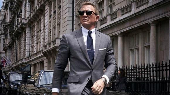 """Imagen de la película """"No time to die"""" de James Bond. Foto: Difusión"""