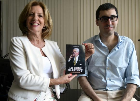 Patricia Damiani y Pablo Cohen.