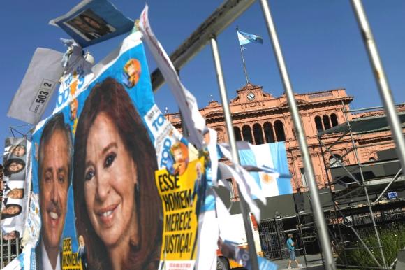 A la hora 10 comienzan los actos oficiales de la asunción de Alberto Fernández. Foto: EFE