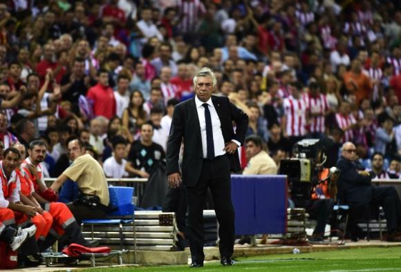 Carlo Ancelotti tiene las horas contadas en el Napoli