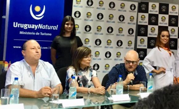 Pablo Duarte, Carmen Tort y Juan Pimentel