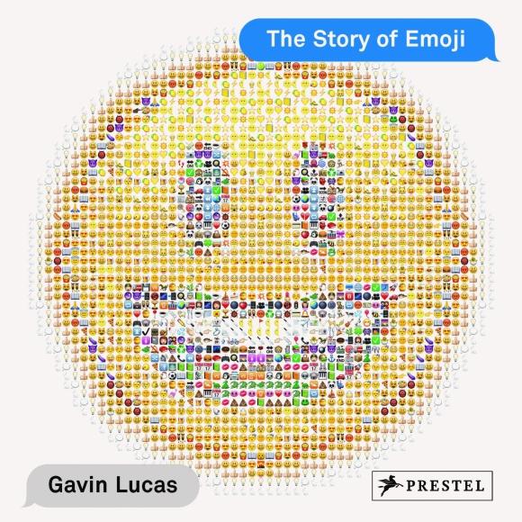 Tapa libro The Story of Emoji