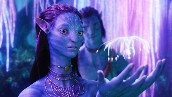 """Imagen de la película """"Avatar"""". Foto: Difusión"""