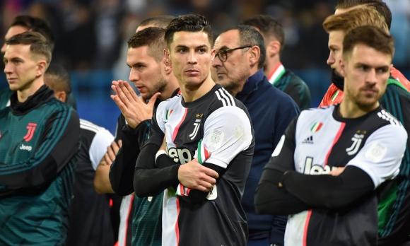 Cristiano Ronaldo en la Juventus