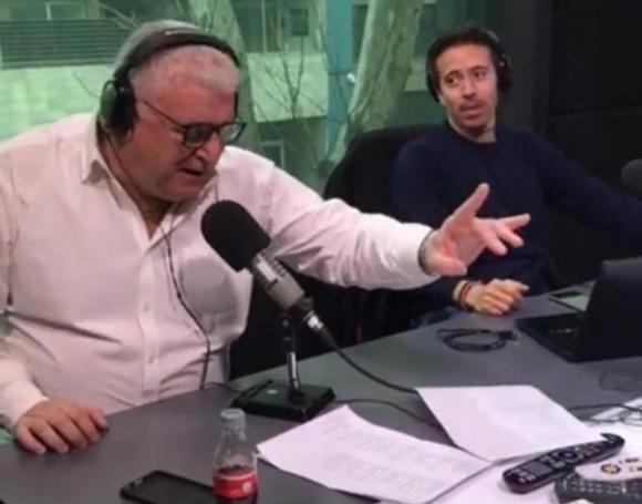 Alberto Sonsol y Rafael Cotelo