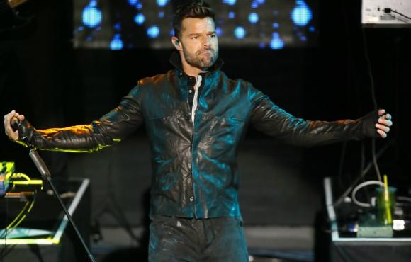El cantante Ricky Martin. Foto: Archivo El País