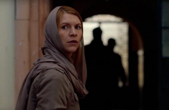 """Claire Danes en la temporada 8 de """"Homeland"""". Foto: Difusión"""