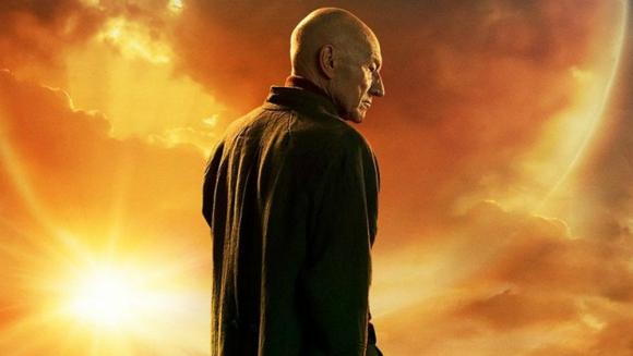 "Patrick Stewart como Jean-Luc Picard en ""Star Trek"". Foto: Difusión"