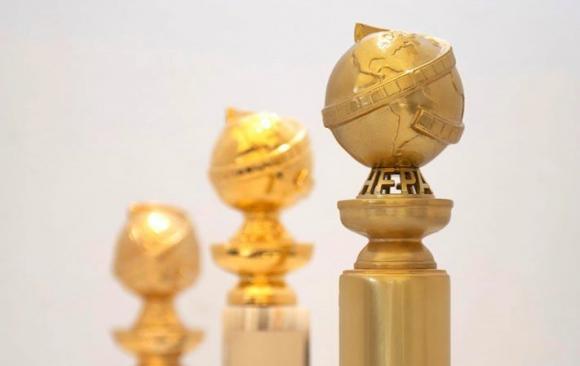 La estatuilla de los premios Globos de Oro. Foto: Golden Globes | Facebook