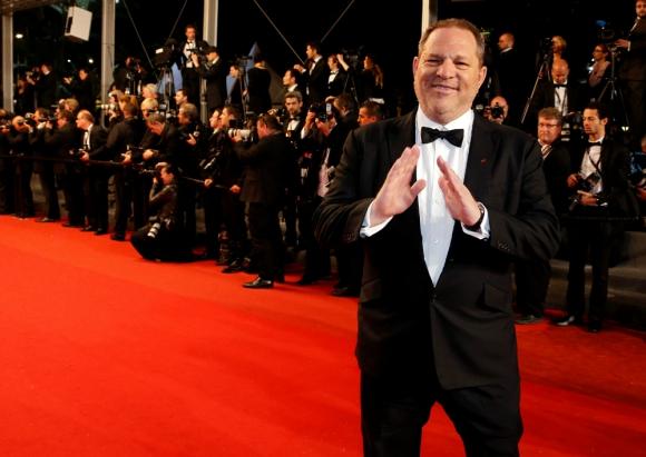 El productor Harvey Weinstein. Foto: Reuters