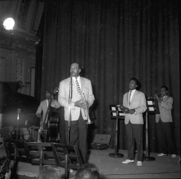 Pedro Ferreira en los sesenta. Foto: Archivo El País.