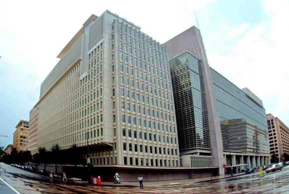 Sede del Banco Mundial. Foto: Archivo El País