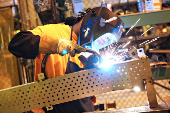 Industria manufacturera. Foto: Archivo El País