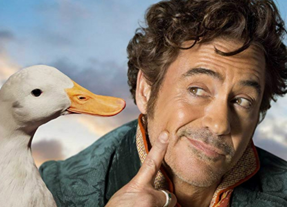 "Robert Downey Jr. es ""Dolittle"". Foto: Difusión"