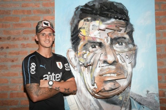 Cristopher Fiermarín vive un gran momento siendo figura en Torque y convocado en la sub 23. Foto: Gerardo Pérez.