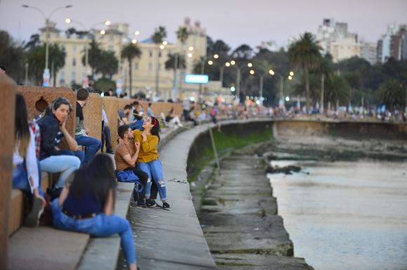 Montevideo recibe turistas todo el año