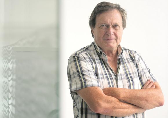 Daniel Ordóñez. Foto Leo Mainé.
