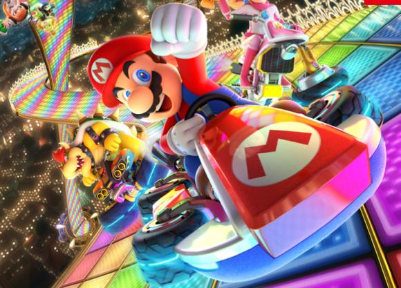 Mario Kart 8. Foto: www.mariokart8.nintendo.com