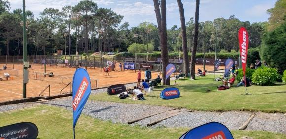 El Tennis Ranch Club de Punta del Este recibirá el torneo.