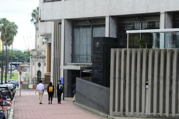 El Banco Central aquirió US$ 30,9 millones en dos días. Foto: Darwin Borrelli