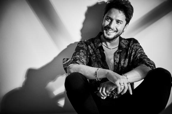 El cantante español Manuel Carrasco. Foto: Difusión