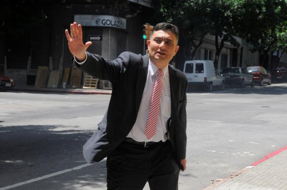 Isaac Alfie. Foto: archivo El País.