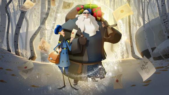 """Imagen de la película """"Klaus"""", ganadora del Annie Award. Foto: Difusión"""
