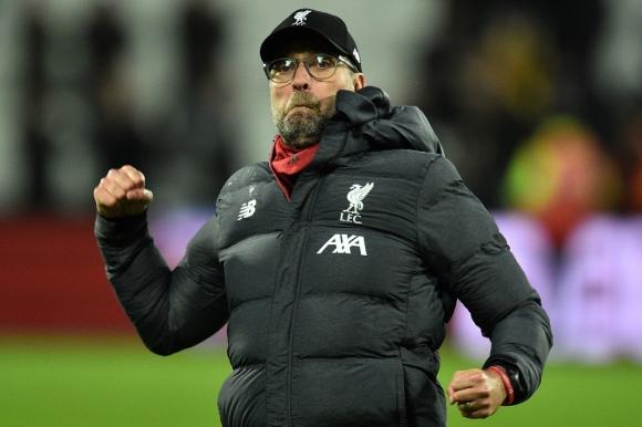 Jürgen Klopp en Liverpool