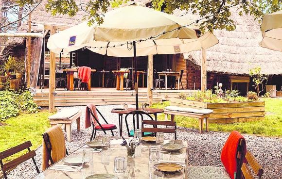 Café de la huerta. Foto: Gentileza Café de la huerta.