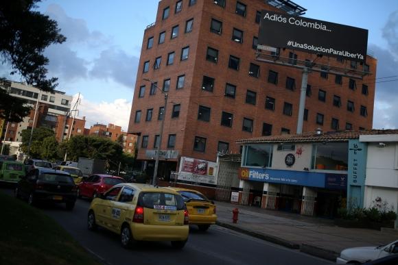 uber Colombia Bogota