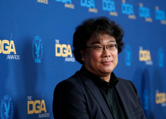 Bong Joon-ho, el surcoreano ha cosechado varios éxitos en su carrera.