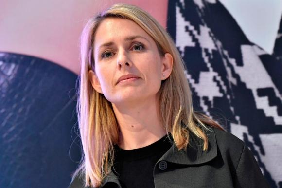 Helena Helmersson, nueva CEO de H&M. Foto: AFP.