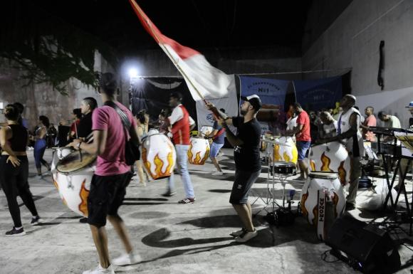 Tronar de tambores